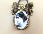 Victorian Jewelry - Virginia Woolf Pendant, Steampunk, Steam Punk, Victorian, English author, Feminist, Feminist author, Woolf, Virginia