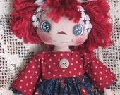 Primitive Americana Raggedy Ann/Annie