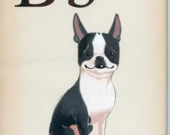 Dogs A-Z: Boston Terrier