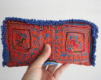 PURSE - Hip / Tribal / Hmong / Miao / Ethnic / Bohemian purse -  1027