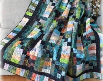 Woodland Daybreak Quilt Pattern 442e