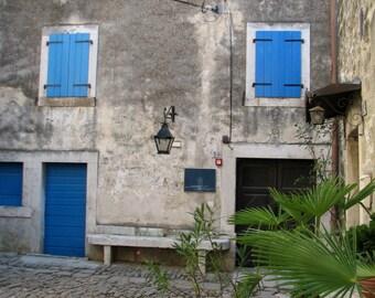 Croatia Photography, Europe, European, Alleys, Streets, Istria, Groznjan, Medieval Town