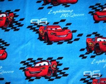 Ultra Cuddle Lightning McQueen Blanket