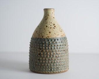 Spotted Bud Vase