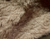 """Schulte Mohair 1/2"""" Taupe 1/4y"""