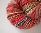 Handspun merino yarn - Bearberry