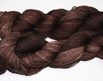 Ready to Ship - Sassenach Hand Dyed Sock Yarn - Superwash Worsted
