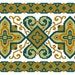 Getting the Bands Back Together Cross Stitch Decorative Borders patterns PDF
