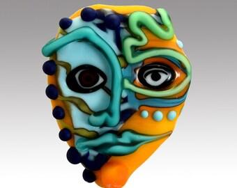 Aardvark's APRICOT SLIM Mask Bead