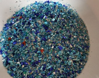 German Glass Glitter - Night Jewels