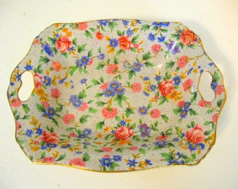 Old Cottage Chintz, Royal Winton, Grimwades, Made in England