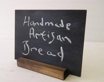 Chalkboard Sign + Rustic Chalkboard + Chalkboard Signs (5 x 7)