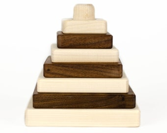 Sapling Stacker Wood Toy