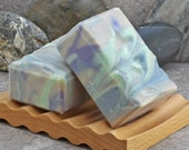 Soft Patchouli Scented Handcrafted Bar Soap