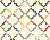Home Plate Quilt Pattern - Download