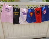 Super Hero Cape Made in the USA