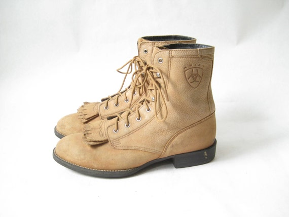 Perfect Ariat Womens Heritage RT Lace Up Boots