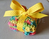 PARTY TIME Mini Spa Washcloth Set -  Luxe Spa Collection