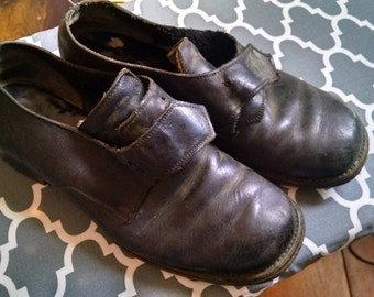 18th Century Shoes sz 11ish- Used - Valentines day sale