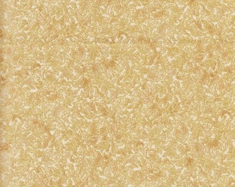 Kaufman Regent Metallic 13694 84 Cream Gold By The Yard