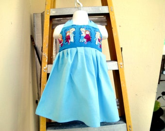 PRINCESS Smocked Halter Dress