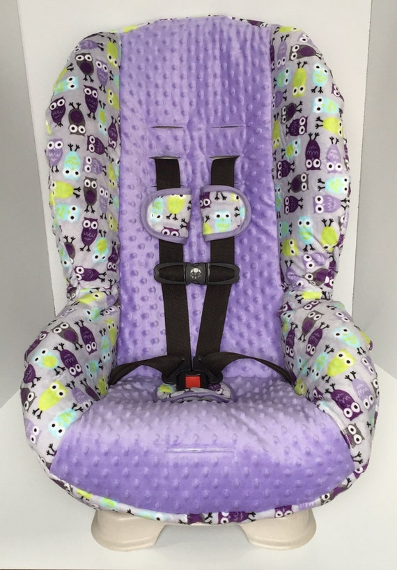 britax replacement car seat cover owls and by elizabethparkdesigns. Black Bedroom Furniture Sets. Home Design Ideas
