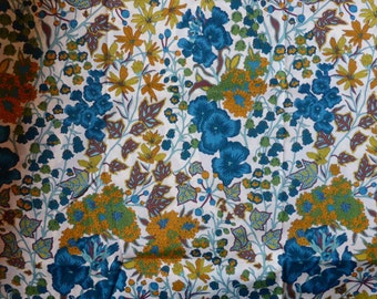 Liberty Fabric Tana Lawn Cotton Edna Fat Eighth Liberty Tissu