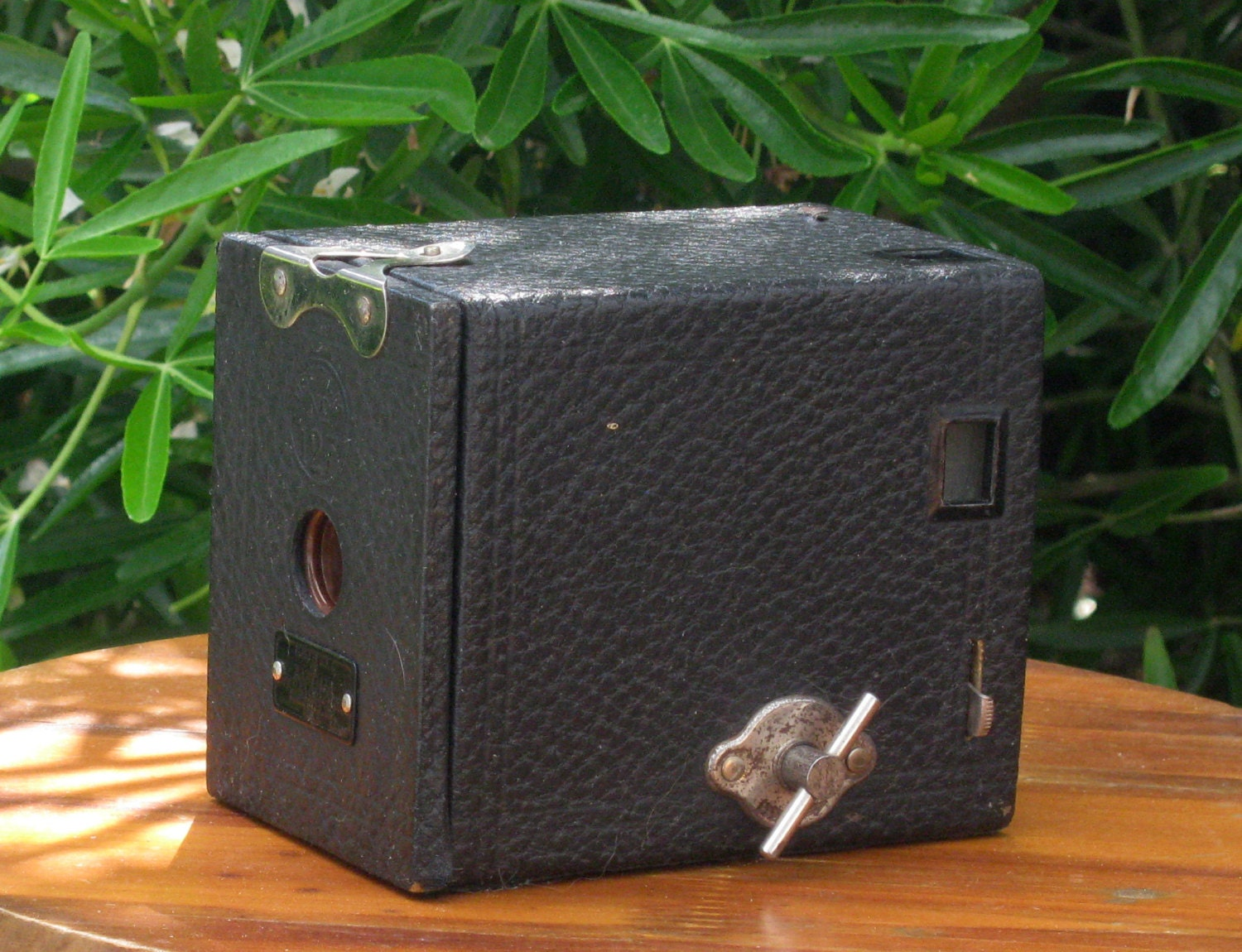 Vintage Kodak No 0 Brownie Box Camera For 127 Film 1914 1935