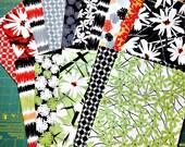 1/2 off Daisy Splash by Jane Dixon for Andover Fabrics. 15  Fat Quarter Bundle Quilt Fabric