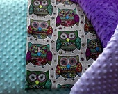 Owls Shopping Cart Cover Your Choice Seat Fabric