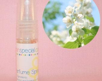 Jasmine Perfume Spray - Exotic Aroma of Fresh Jasmine Flowers - Jasmine Spray
