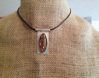 Art Jewelry Necklace