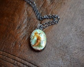 CLEARANCE Natural Turquoise Necklace