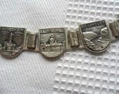 Souvenir Bracelet - River Rhine