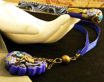 Josephine Crochet Hook and Threadcutter Set