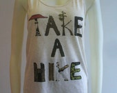 BACK IN STOCK  Take a Hike Tank Beige