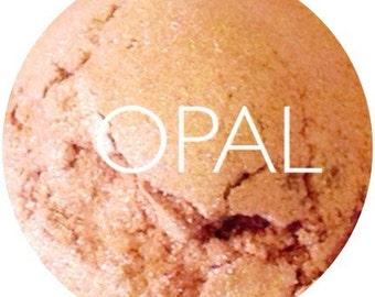 Opal Mineral Eye Shadow • Vegan  Mineral Eyeshadow • Earth Mineral Cosmetics
