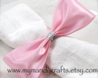 Napkin Ring - Bow Tie