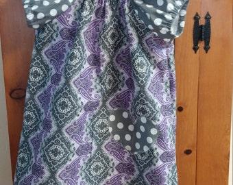 New girls size. 3- 4 peasant dress