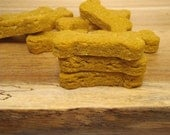 Wheat Free Dog Treats - Tail Waggin Good - Dog Treats Peanut Butter and Carrot Biscuits All Natural Organic Vegetarian Hypoallergenic