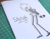 Illustration Zine 'Sheena Vol. 2'
