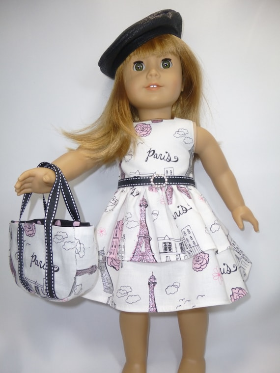 American Girl Doll Paris Inspiration Outfit