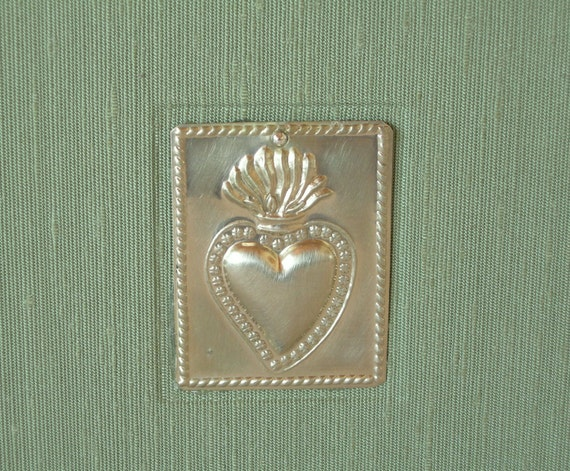 Photo album- Santa Fe destination wedding -sage with heart milagro 50 page - 6x8in 15x20.5cm - Ready to ship