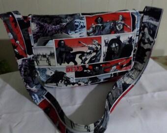 The Walking Dead Bookbag/Diaper Bag/Satchel/Messenger Bag/Over Night Bag