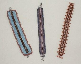 Unique Woven Bracelet Designs