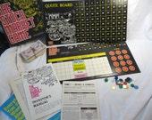 Stock Market Game, vintage 1970, vintage board game, vintage money game, unique board game, Avalon Hill game, investing game, bookcase game