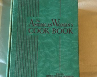 American woman's cook book - 1939 - Ruth Berolzheimer