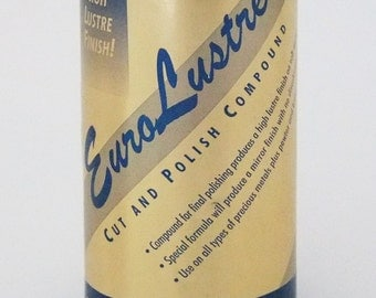 Eurolustre Polishing Compound In 1 Pound Tube