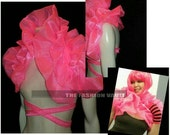 Lolita High Drama Top Bolero Shrug Wrap Cosplay Barbie Princess Peach