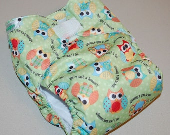 LuluBellDesigns SURPRISE All in One AIO Cloth Diaper Prints